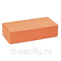 Кирпич М-300 одинарный керамический полнотелый лицевой-красный (пр-во г. Кирово-Чепецк).