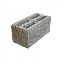 Блок керамзитобетонный 390х190х188мм.  4-х ПУСТОТНЫЙ 105 штук/упак.