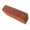 Кирпич керамический 1НФ/150/2,0/100 полнотелый рефленый (черепашка) ЭКЗ