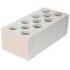 Кирпич М150 силикатный серый лицевой колотый 250х60х88мм. (ваг.460шт.)